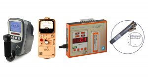 RADIATION MEASURING INSTRUMENTS